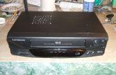 Equipo de VCR