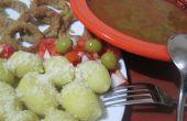 Mejor receta de invierno: Burghul muy simple, sopa de lentejas