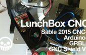 Sable 2015 CNC + Arduino + GRBL = lonchera CNC