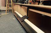 Corte de la mano: Cómo crear un elegante tirador sin herramientas ni sujetadores
