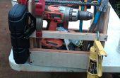 Mejora de madera caja de herramientas - una nueva toma en un clásico