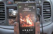 Montaje del coche personalizado para tu smartphone