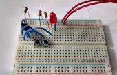 Construir una o puerta de los transistores