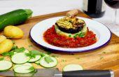 Super elegante Ratatouille | Cómo hacer | Cocinando con Benji
