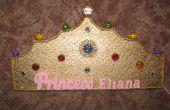 Cómo hacer una corona para su princesa.