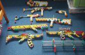 La guía de armas de fuego a K'nex