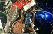 Va negativo pulso Arduino lógica legible.