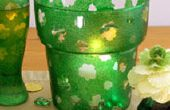St Patricks Lucky Charm Creation