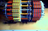 La ametralladora gatling por KnexMaster14