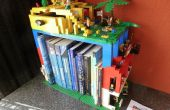Biblioteca escritorio LEGO