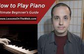 Cómo tocar el Piano: última guía