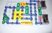 Construir un generador de tonos - mejorar su encaje los circuitos mediante la adición de un temporizador 555 IC