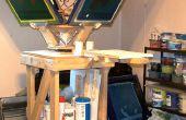 Construir una prensa de impresión de camiseta Color 4