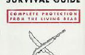 Sobrevivir el Zombie Apocolypse