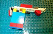 Lazo de Jen y Tom Lego goma banda gun