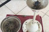Cómo reparar ventilador de techo chillona