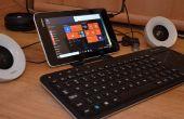 Convertir tu Tablet Toshiba WT7-C en una PC completa