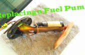Reemplazar una bomba de combustible (Honda Civic 1999)!