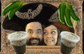 Salsa caliente secreto familiar mexicana vieja