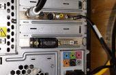 Cómo convertir una tarjeta de Nvidia Video salida DVI a HDMI con Audio para HTPC