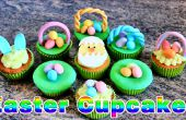 Super Cupcake de Pascua Simple Ideas
