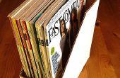 Gratis revista y organizador del archivo