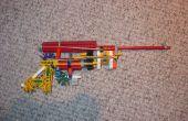 La pistola mod el ZT456 Mini en pistola de aire suave