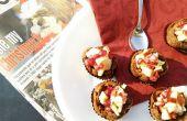 Muffins de fruta