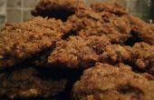 Orgánica vegana potencia Cookies