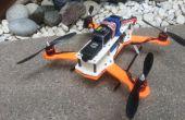 Hacer un Quadcopter con impresión 3D de H