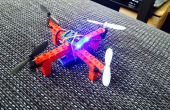 Vuelo barato quadcopter de Lego