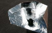 Hacer una cocina Solar