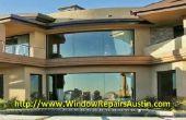 Ventana de niebla reparaciones - reemplazo de ventana nublada - ventana médicos Austin TX