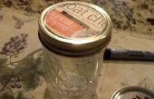 Fácil maquillaje tarro de bola / Banco de moneda sencilla