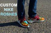 Custom Nike Roshes (u otros zapatos)