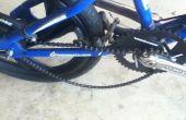 Mantenimiento moto: Vuelva a colocar una cadena de bicicleta después de que se cae y evitar que vuelva a suceder!