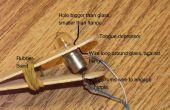 Zócalo del bulbo de linterna para experimentos