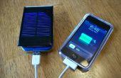 Cómo hacer un cargador de iPod/iPhone solar-aka MightyMintyBoost