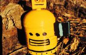 3D Instructables Robot impresos