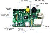 Frambuesa Pi como un enrutador de 3g (Huawei E303) inalámbrico (Edimax EW-7811Un)