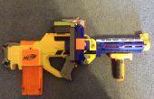 Rifle de asalto de Nerf