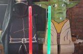 LEGO Star Wars trajes