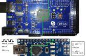 Haga un preciso reloj de Arduino usando solamente un alambre - sin hardware externo es necesario!
