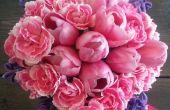 Ramo de flores de primavera por diyheart.com