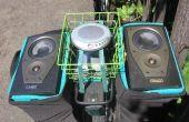 """DIY """"calle partido bicicletas Stereo"""" cualquier persona puede construir fácilmente con las herramientas mínimas"""