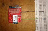 Control de un LED con arduino y Wifly shield