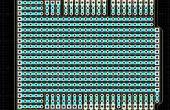 Ultra escasa Arduino proto shields