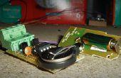 Alarma barata trampa para ratones inalámbrico usando un ATtiny85