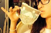 Taza de té bolsa de la cremallera