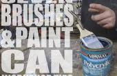 7 pinceles y pintura pueden taller consejos - Jimmy DiResta colaboración